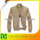 high quality fashion leather jacket men