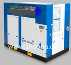OIL FREE SCREW COMPRESSORS 37-355 kW AIR COOLED