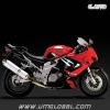 SUPER MOTORCYCLE V2S650R3