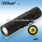 Brinyte M83 Rechargeable LED Flexible Mini Flashlight With Clip