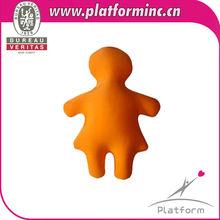 Human /girlfriend shape toy microbeads pillow&cushion