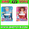 wholesale 11 inch singing toddler male and female dolls for kids