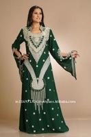 colored abayas