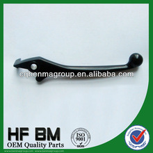 WAVE handle lever MOTORCYCLE U.K. black color, OEM quality China manufacture,Made in China handle lever whole sell