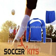 2013 Coming Season New Arrival Good Design Popular Custom Soccer Uniforms