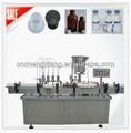 Precio de fábrica de etilo alcohol de llenado de bolsas y máquinas de sellado
