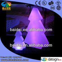 Led Christmas Tree with Light Base For Christmas holiday Decoration