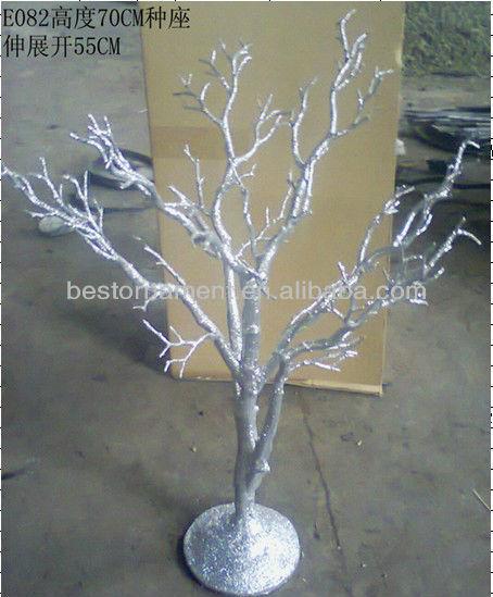 plastik yapay ağaç Düğünlerde