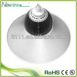 150W LED high bay silver lighting