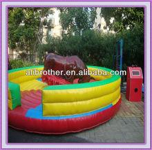 [Ali Brothers]Spanish bullfighter mechanical bull for sale