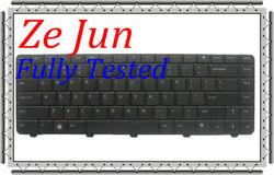 Black Laptop Keyboard US Layout N4030 NSK-DJD01, AEUM8U00110
