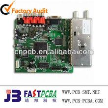 oscillator electronic pcb