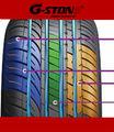 G- pedra marca do pneu do carro 175/70r13 carta de garantia ece, dot, rótulo, reach