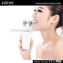 skin toning and lifting microcurrent mini rf skin care beauty device