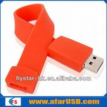 Factory Price! Good quality silicon bracelet flash usb!! Best usb flash drive manufacturer!