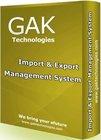 Import Export Management System: