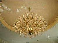 Maria Theresa Bohemian chandelier