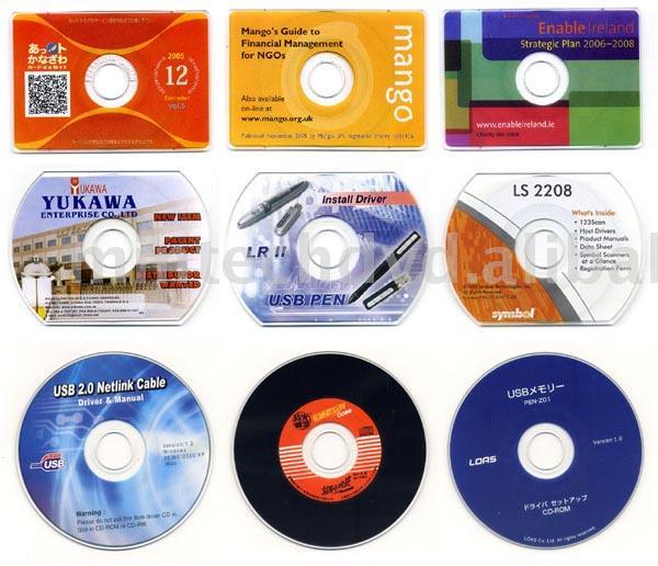 Tarjeta CD - rom, De negocios de tarjetas de cd, Cdcard replicación, Nombre tarjeta CD