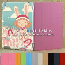 bunny girl case for ipad2/3/4,evoke our childhood memories