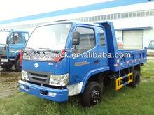 foton forland mini volcado de camiones para la venta