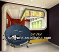 Más reciente robot aspiradora cama aspiradora uv caliente aspiradora