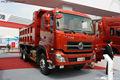 8 x 4 375HP caminhão de carga de areia