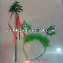 2013 Factory Price Most Fashion Christmas Tree Headband