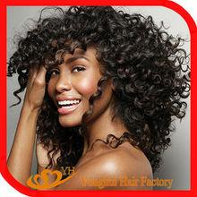 Be permed Original virgin indian kinky curly hair from yonghui hair