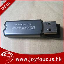 DC Unlocker USB dongle unlock Huawei/ZTE/INQ/CHAT 3 with 50 DC-unlocker credits