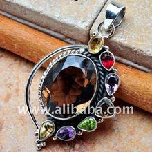 Costume Jewelry, 925 Sterling Silver Pendants