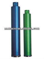 sharp & long life 450mm lenght Classical Dry Diamond Core Drill Bits For Bricks