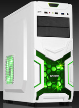 Ranger Series Latest Gaming Case Popular Case Super Tower PC Case R02-WHITE