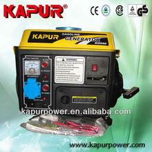 KAPUR 100% Copper 2.0Hp mini petrol generators