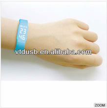 Promotion silicon watch USB drive,logo printing USB flash drive wrist watch 8GB,novelty gifts 8GB wristband watch USB pen drive