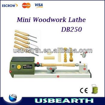 Proxxon mini manual woodwork lathe DB 250, mini grinder DB250