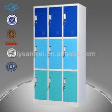 Nuevo estilo moderno gimnasio de bloqueo de armario magnética
