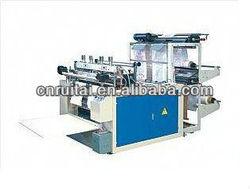 T-shirt Bag Hot Sealing and Hot Cutting Machine