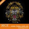 Crystal accessories detroit Lion rhinestone motif