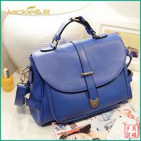 GF-B226 2013 High Quality Navy Vintage Ladies Leather Handbags Fashion