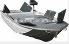 12ft Welded aluminum fishing boat for sale