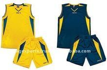 basketball team wear uniforms