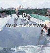 high performance polyurethane pu roofing coating