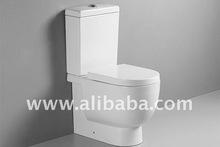 2 Piece Short Projection Toilet