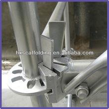 pin lock steel scaffolding tower