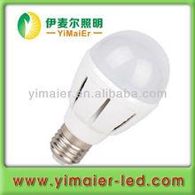 2013 new product baking finish white aluminum gx23 led cfl replacement bulb
