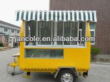2013 novo estilo JC-1175 mini van para venda