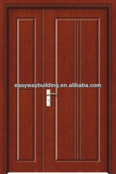 Single double wooden main entrance door design for new design for Entrance single door designs