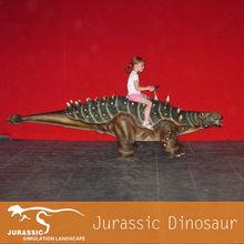 Animatronic Dinosaur Walking Animals Kiddie Rides