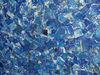 Lapis lazuli mosaic kitchen tiles