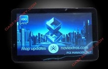 "7"" GPS Navigation 533MHz SDD128M 4G Memory"